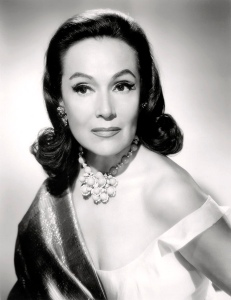 Dolores del Rio-1950s