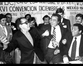 40812075. México, D.F.- A 103 años de su natalicio, el actor y humorista mexicano Mario Moreno